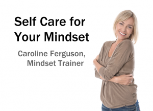 self care for your mindset