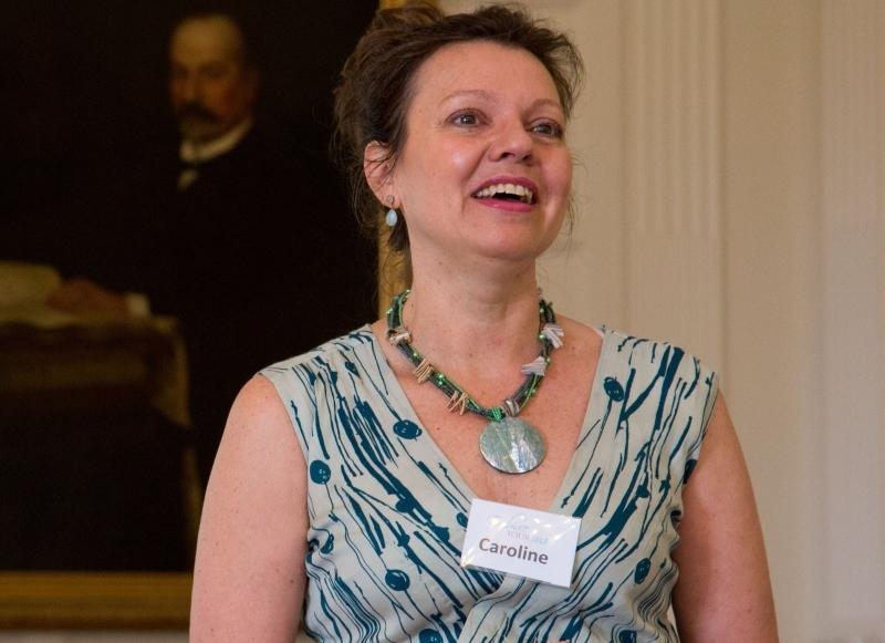 Image of Caroline Ferguson Mindset Speaker