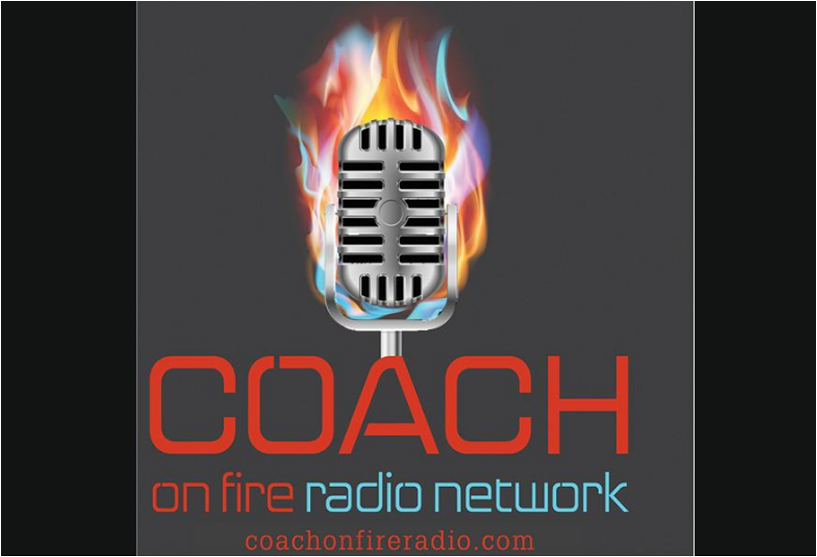 Coach on Fire logo