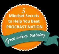 Image of free mindset training seal